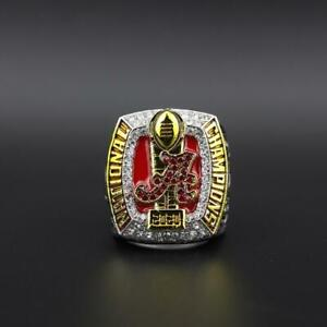 2020 2021 Alabama Crimson Tide Football National Championship Ring On sale