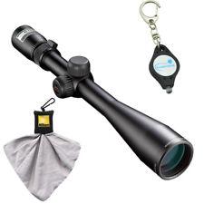 Nikon Buckmasters II 4-12x40 BDC Rifle Scope (16339) w/ Cloth + Keychain Light