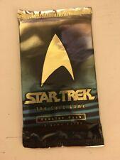 1996 Fleer Star Trek The Card Game Booster Pack 15 Trading Cards