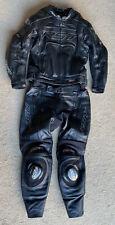 Men's RST 2 Piece Leathers Pro Series CPX-C Black - Jacket UK 42 Trousers UK 34