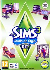 SIMS 3: JARDIN DE STYLE (FRENCH) Version Only