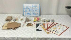 Dollhouse Gibbon Sushi Japanese Restaurant Miniature TSZH2338