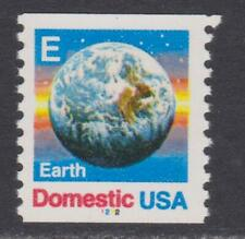 US # 2279 Earth Plate No 1222 Coil , PNC # 1222 , F-VF OG NH - I Combine S/H