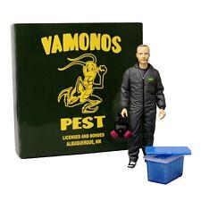 "NYCC 2014 Breaking Bad JESSE PINKMAN VAMONOS PEST SUIT 6.5"" Action Figure Mezco"