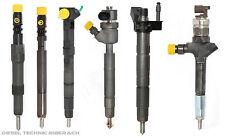 Injektor Einspritzdüse Überprüfung Citroen Peugeot Mazda Volvo 1,6 9802448680