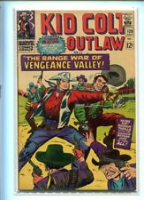 KID COLT OUTLAW #129 HIGHER GRADE ACTION PACKED COVER GEM