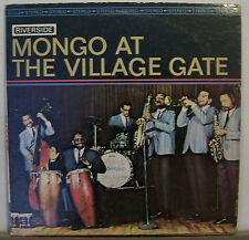 Mongo Santa Maria/Live At The Village/Riverside/RS93529/VG++