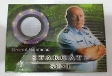 Stargate SG1 Season 6 - From the Archives C20 - General Hammond - Light Blue
