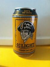 2016 PITTSBURGH PIRATES IRON CITY LIGHT BEER CAN