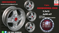 4 Cerchi in lega Fiat Cromodora CD30 5,5x13 4x98 felgen wheels llantas jantes