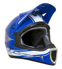 THE Thirty3 Rod Composite Full Face Mountain Bike Helmet - Blue - Large