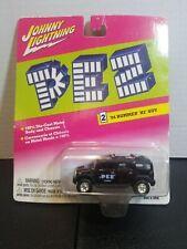 Johnny  Lightning Pez Candy '04 Black Hummer H2 SUV - 2004 1:64 scale