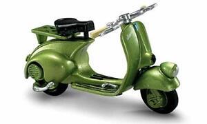 NEW06043B - Scooter de couleur Vert - VESPA 125 1948 -  -