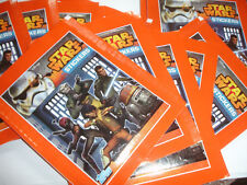 Topps Star Wars - Rebels Sticker Display