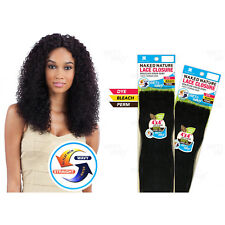 """NAKED VIRGIN REMY HUMAN HAIR WET&WAVY 4x4 LACE CLOSURE BOHEMIAN CURL 12"""""""