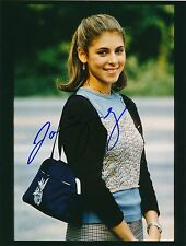 Jamie Lynn Sigler signed 8x10 color photo
