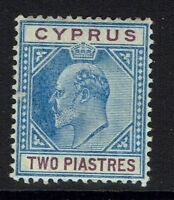 Cyprus SG# 65, Mint Hinged, Small Left Side Scratch -  Lot 112916