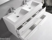 Badmöbel doppelwaschtisch günstig  Doppelwaschtische für das Badezimmer | eBay