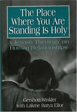 The Place Where You Are Standing Is Holy : A Jewish Theology on Human...