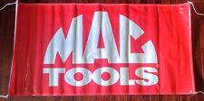 Mac Tools 3' x 6' Vinyl Banner Man Cave Garage Mechanic Shop Poster Sign
