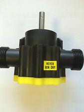 EXTRA PESANTE INNESCO AUTOMATICO pompa dell'acqua per TRAPANO ELETTRICO per