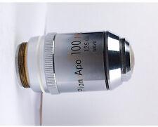 Nikon Plan APO 100x /1.35 Oil NCG 160 TL Microscope Objective