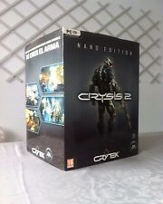 PC - CRYSIS 2 NANO EDITION COLLECTOR´S EDITIONS RARE & LIMITED