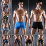 Maillot de Bain Homme Mer Caleçon Boxer Piscine Short Casual Short Court Pants
