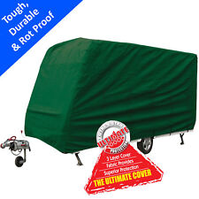Crocodile Full Breathable Caravan Cover Protector 19-21'. 3 Sizes,Spares Stocked