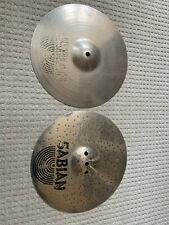"""Sabian AA Fusion Hi Hat 13"""""""