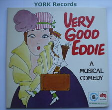 VERY GOOD EDDIE - Cast Recording - Excellent Condition LP Record DRG 6100