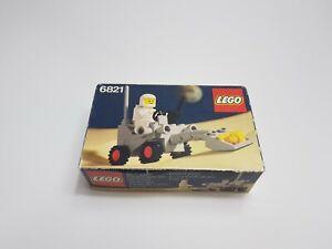 Lego 6821 Space Shovel Buggy NEU in OVP Sammlerzustand! MISB