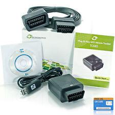 Tc68 OBD Gps Tracker Para Alquiler De Van Camioneta Gprs sistema de seguimiento de dispositivo Meitrack 68s
