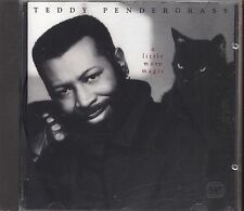 TEDDY PENDERGRASS - A little more magic - CD 1993  NEAR MINT CONDITION