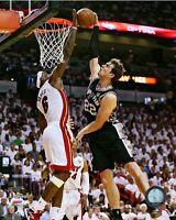 LeBron James Miami Heat 2013 NBA Finals Game 2 Action Photo 8x10 #4