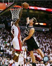 LeBron James Miami Heat 2013 NBA Finals Game 2 Action Photo 8x10