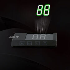 ADD W1 Heads Up Display Green Color LED Speed MPH ANY CAR Cluster Gauge #5678567