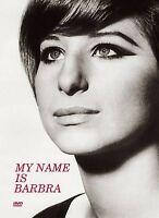 Barbra Streisand - My Name is Barbra (DVD, 2006) SEALED* free shipping