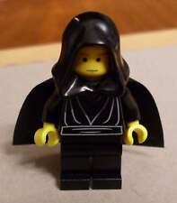 LEGO Star Wars Luke Skywalker personaggio NERO CON MANTELLA CAPE Cavalieri Jedi NUOVO