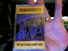 Bonedaddys- To Jam is Human, To Gig Divine-new/sealed cassette