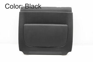 2011-2013 BMW 535I XDRIVE - Front Lower SEAT BACK Panel 7223785