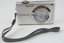 Nikon COOLPIX S4000 12.0MP Digital Camera · No battery · No charger