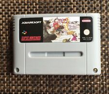 Chrono Trigger for Super Nintendo SNES PAL English