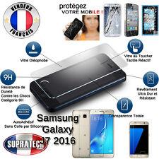 Protection d'Ecran en Verre Trempé Contre les Chocs pour Samsung Galaxy J7 2016
