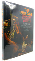 Bob Ryan THE PRO GAME The World of Professional Basketball 1st Edition 1st Print