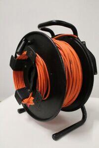 Kramer 100m LWL DVI Kabel auf Schill Trommel  C–FODM/FODM–328   incl. Case