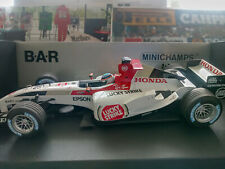 Minichamps 1/18 BAR Honda 006 Takuma Sato Japanese GP 10th October 2004