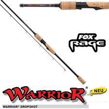 Fox Rage canne à pêche Spinnrute-Warrior 2 Spin 2,70 m 20-60 G 2 pièces