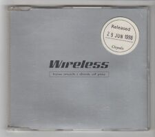(HB61) Wireless, How Much I Think Of You - 1998 DJ CD