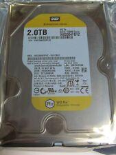 WD Re 2TB Capacity Hard Disk Drive - 7200 RPM Class SATA 6Gb/s 128MB WD2004FBYZ